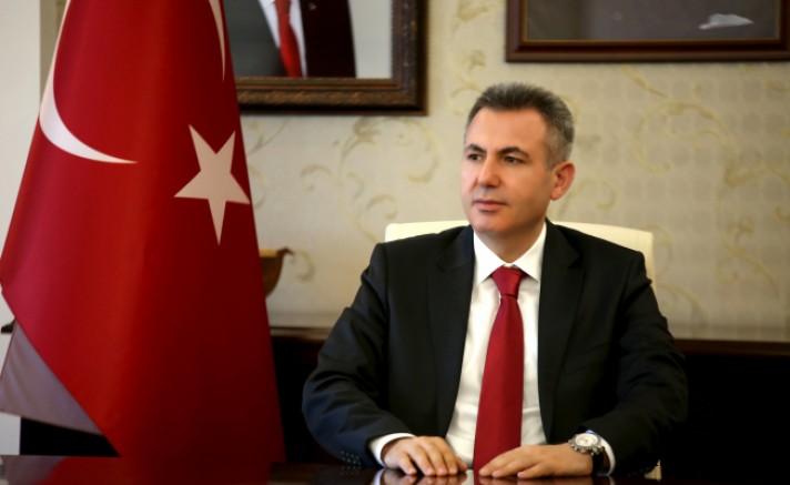 Adana Valisi Süleyman Elban,