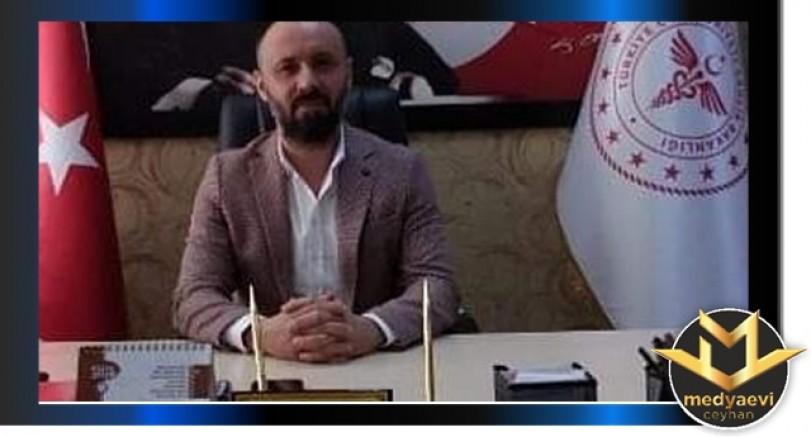 """Başhekim S. Barış Kartal'dan """"Yeşilay Haftası"""" Mesajı"""