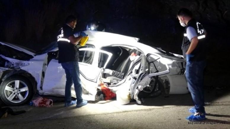 Ceyhan'da Feci Kaza: 4 Ölü, 4 Yaralı