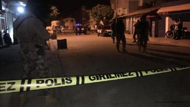 Ceyhan'da silahlı Saldırı bir kişi hayatını kaybetti