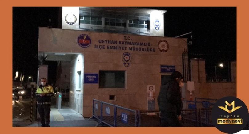 Ceyhan'da tefeci operasyonu: 4 gözaltı