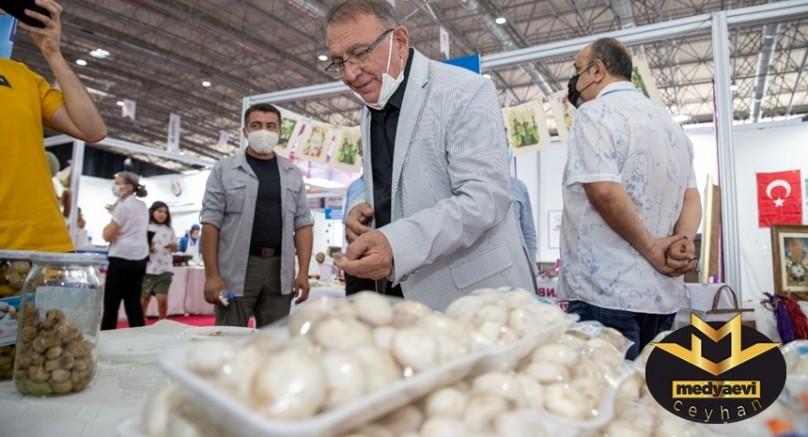 Seyhanlı Kadınların Ürettiği Ürünler Kooperatif Fuarında Görücüye Çıktı